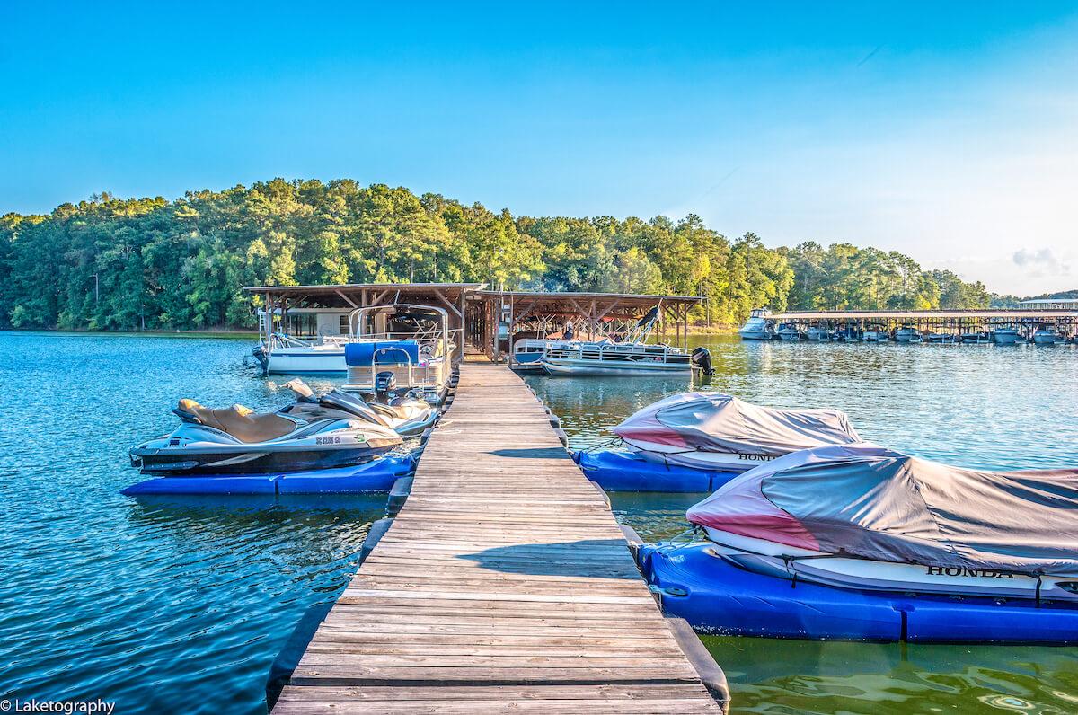 Glade Marina | Boat Slips